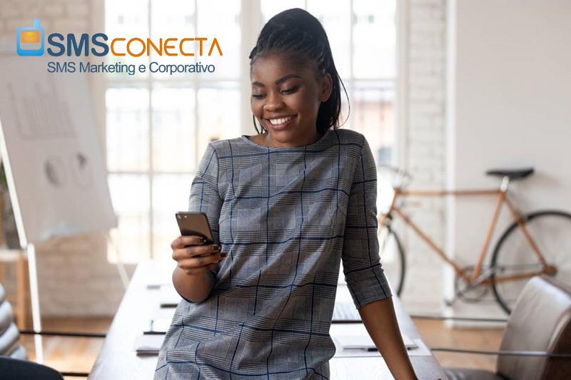 X benefícios que o uso de SMS pode trazer para as instituições financeiras